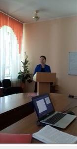 Впервые в ВКГУ проведена защита диссертации на английском языке  view the full image view